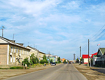 Naryan-Mar street view