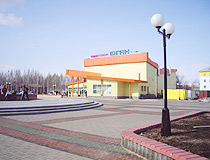 Movie theater Yugan in Nefteyugansk