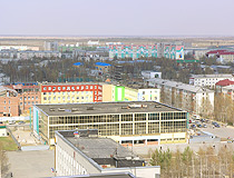 General view of Nefteyugansk
