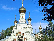 Church of the Icon of the Mother of God Joy of All Who Sorrow in Nizhny Novgorod