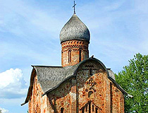 Peter and Paul Church in Veliky Novgorod