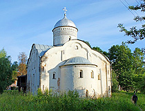 Church of Clement, Pope of Rome in Veliky Novgorod
