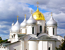 Church in Novgorod