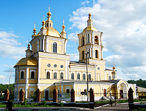 Transfiguration Cathedral in Novokuznetsk