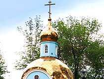Chapel of the Assumption of the Virgin in Novokuznetsk
