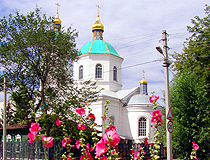 Tarskaya Church in Omsk