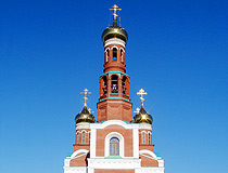 Cathedral of the Nativity in Omsk