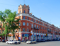 Omsk architecture