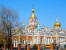 Omsk city cathedral