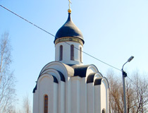 Chapel of St. George in Omsk