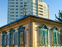 Old and new in Orenburg