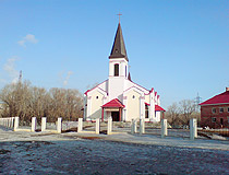 Church of Perpetual Help of Our Lady in Orsk