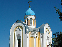 Chapel of the Archangel Michael in Penza