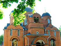 Uspensky Cathedral in Penza