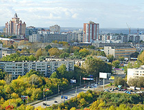 General view of Perm