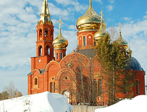 Perm region cathedral