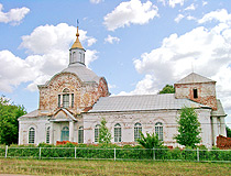 Perm region church