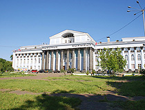 The Palace of Culture named after Lenin in Perm