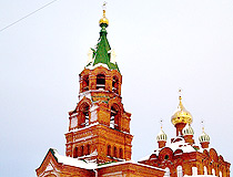 Cathedral in Perm krai