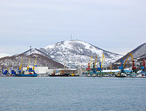 Petropavlovsk-Kamchatsky sea port