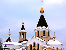 Petrozavodsk church view