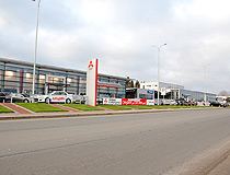 Car dealer in Petrozavodsk