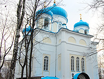 Holy Cross Cathedral in Petrozavodsk