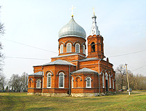 Podmoskovye region church