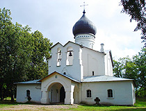 Pskov oblast church
