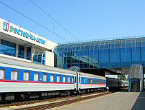 Rostov-on-Don railway station