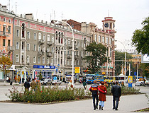Rostov-on-Don street
