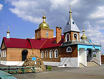 Rostov region church