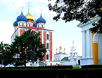 Assumption Cathedral in Ryazan Kremlin