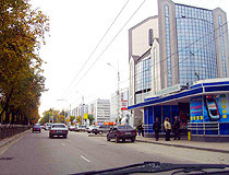 Modern architecture in Ryazan