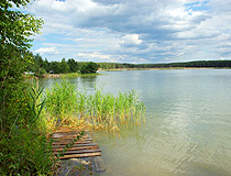 Lake in Ryazan oblast