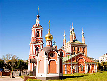 Nikolo-Yamskaya Church in Ryazan