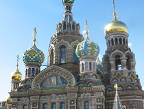 Church of the Savior on Spilled Blood in Saint Petersburg