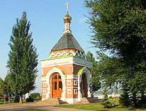 Chapel in honor of Metropolitan of Moscow Alexy in Samara