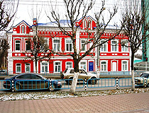 Museum of Mordovian Culture in Saransk