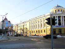 Saransk architecture - the House of Unions