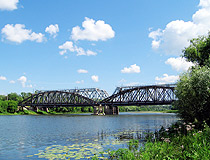 Bridges in the Saratov region