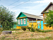 Country house in Saratov oblast