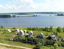 Picturesque place to live in Saratov oblast