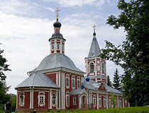 Ilyinskaya Church in Sergiyev Posad