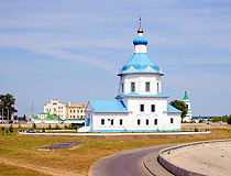 Church of the Assumption in Cheboksary