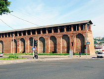 Smolensk fortress wall