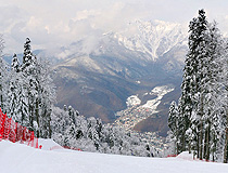Sochi 2014 Mountain Cluster