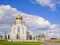 Church of the Nativity in Stary Oskol