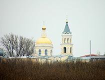 St. Andrew Cathedral in Stavropol
