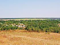 Stavropol province view